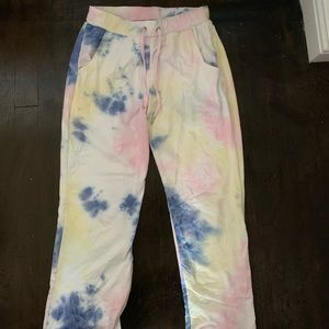 Other - Cute tie dye pants